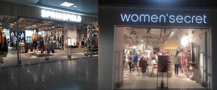 Dos nuevas tiendas en el ARCCA de Calahorra: Springfield y Women'secret