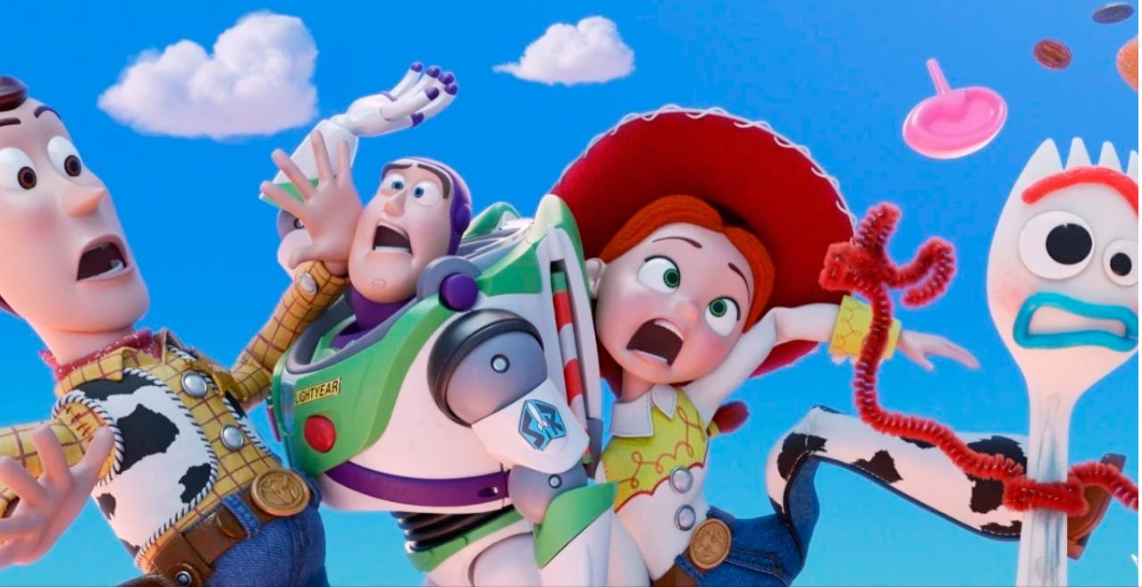toy story estreno