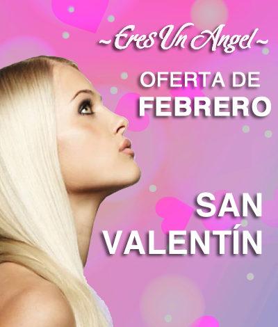ERES-UN-ANGEL San Valentín